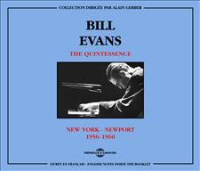 BILL EVANS - THE QUINTESSENCE