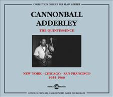 CANNONBALL ADDERLEY - THE QUINTESSENCE