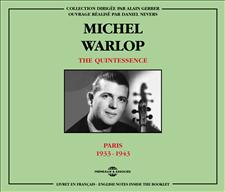 MICHEL WARLOP - THE QUINTESSENCE