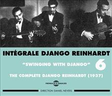DJANGO REINHARDT - INTEGRALE VOL 6