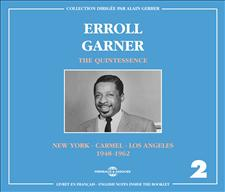 ERROLL GARNER - THE QUINTESSENCE Vol.2