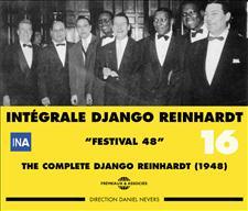 DJANGO REINHARDT - INTEGRALE VOL 16