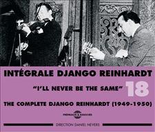DJANGO REINHARDT - INTEGRALE VOL 18