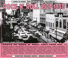ROCK N'ROLL VOL 1  1927-1938