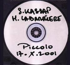 PICCOLO  17 10 2001
