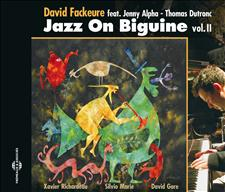 JAZZ ON BIGUINE VOL 2