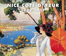 NICE COTE D'AZUR 1930 - 1951