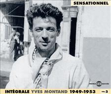YVES MONTAND - INTEGRALE - VOL 2