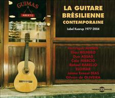 LA GUITARE BRESILIENNE CONTEMPORAINE