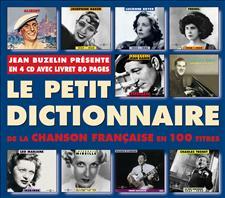 PETIT DICTIONNAIRE DE LA CHANSON FRANCAISE
