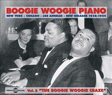 BOOGIE WOOGIE PIANO VOL 2