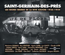 SAINT GERMAIN DES PRES 1926 -1954