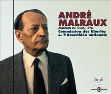 ANDRE MALRAUX - AUDITION DU 12 MAI 1976