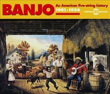 BANJO 1901-1956 - LE BANJO AMERICAIN A CINQ CORDES