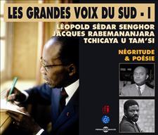 NEGRITUDE & POESIE - LES GRANDES VOIX DU SUD VOL 1