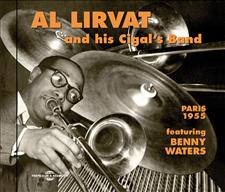 AL LIRVAT AND HIS CIGAL'S BAND - PARIS 1955