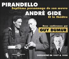PIRANDELLO - ANDRE GIDE