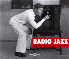 RADIO JAZZ THE BEST BROADCASTS 1937-1953