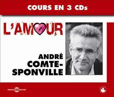 L'AMOUR - ANDRE COMTE-SPONVILLE