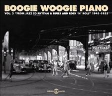 BOOGIE WOOGIE PIANO VOL 3