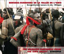 ETHIOPIE - CHANTS DES BERGERS-GUERRIERS DE LA VALLEE DE L'OMO