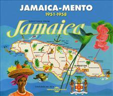 JAMAICA - MENTO  1951-1958