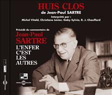 HUIS CLOS - JEAN-PAUL SARTRE