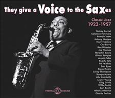 THEY GIVE A VOICE TO THE SAXES