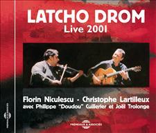 LATCHO DROM - LIVE 2001
