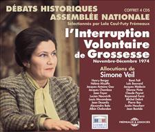 SIMONE VEIL - L'INTERRUPTION VOLONTAIRE DE GROSSESSE