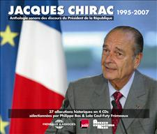 JACQUES CHIRAC 1995-2007 PRESIDENT DE LA REPUBLIQUE