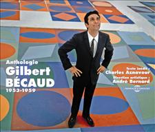 GILBERT BECAUD - ANTHOLOGIE 1953-1959
