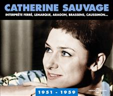 CATHERINE SAUVAGE - ANTHOLOGIE 1951-1959