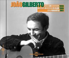 JOÃO GILBERTO (Intégrale 1959 1961)