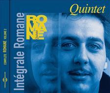 QUINTET - INTÉGRALE ROMANE VOL. 2