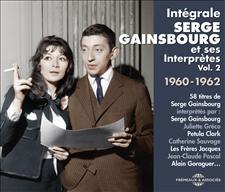 SERGE GAINSBOURG ET SES INTERPRÈTES - VOL.2 1960-1962