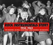 ROCK INSTRUMENTALS STORY 1934-1962