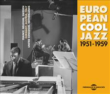 EUROPEAN COOL JAZZ 1951-1959