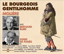 LE BOURGEOIS GENTILHOMME (AVEC BERNARD BLIER ET LOUIS DE FUNES)