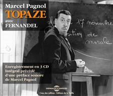 TOPAZE - MARCEL PAGNOL - AVEC FERNANDEL - INTEGRAL