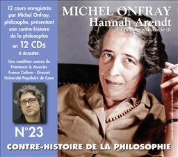 CONTRE-HISTOIRE DE LA PHILOSOPHIE VOL. 23 - MICHEL ONFRAY