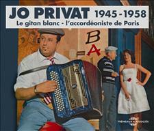 LE GITAN BLANC - L'ACCORDÉONISTE DE PARIS (1945-1958)