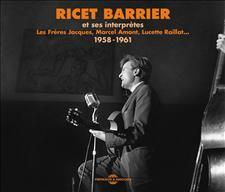RICET BARRIER ET SES INTERPRÈTES 1958-1961