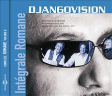 DJANGOVISION - INTÉGRALE ROMANE VOL. 8