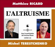 L'ALTRUISME - MATTHIEU RICARD ET MICHEL TERESTCHENKO