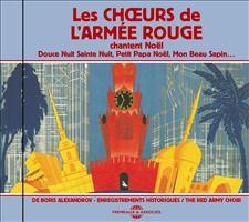 LES CHOEURS DE L'ARMÉE ROUGE DE BORIS ALEXANDROV - ENREGISTREMENTS HISTORIQUES - VOL.6