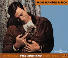 YVES MONTAND - INTEGRALE - VOL 4