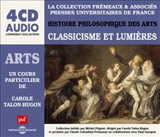 ARTS - CLASSICISME ET LUMIÈRES - UN COURS PARTICULIER DE CAROLE TALON-HUGON