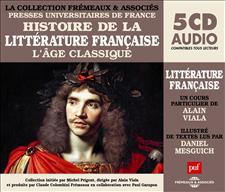 HISTOIRE DE LA LITTÉRATURE FRANÇAISE VOL.3  (COLLECTION PUF-FRÉMEAUX)