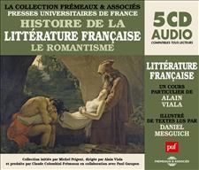 HISTOIRE DE LA LITTÉRATURE FRANÇAISE VOL.5 (COLLECTION PUF FREMEAUX)